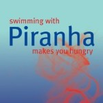 Swimming With Piranhas Colin Turner