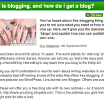 Blogging Can Help Your Career Success