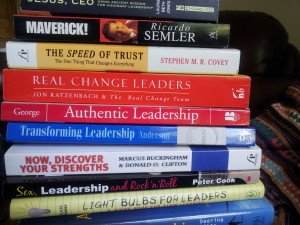 Leadership books and career resources