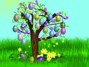 Easter Around The World - Easter Tree